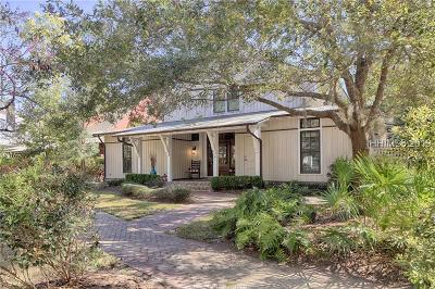 Palmetto Bluff Single Family Home For Sale: 6 Rockingham Street