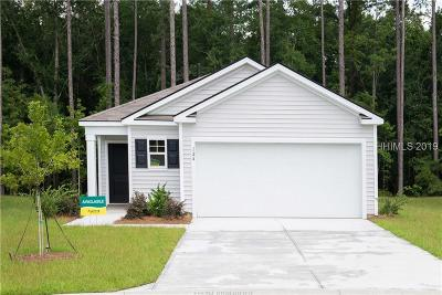 Bluffton Single Family Home For Sale: 124 Semester Road