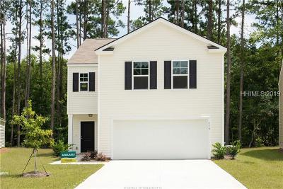 Beaufort County Single Family Home For Sale: 116 Semester Road