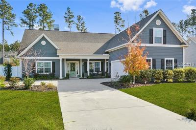Bluffton Single Family Home For Sale: 159 Station Parkway