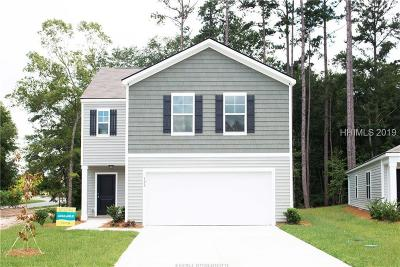 Bluffton Single Family Home For Sale: 126 Semester Road