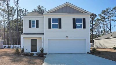 Bluffton SC Single Family Home For Sale: $267,990