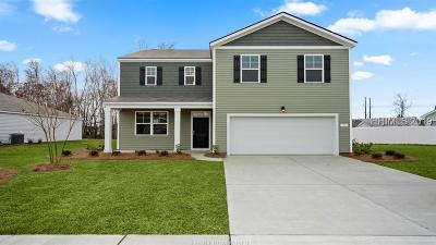 Bluffton Single Family Home For Sale: 2308 Blakers Boulevard