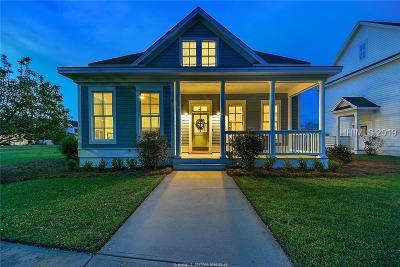 Bluffton SC Single Family Home For Sale: $445,000