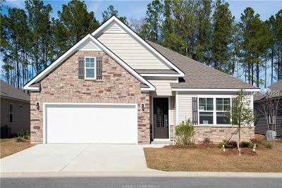 Bluffton Single Family Home For Sale: 418 Rye Creek Circle