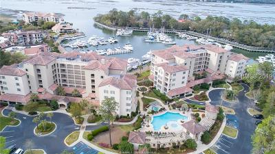 Hilton Head Island Condo/Townhouse For Sale: 9 Shelter Cove Lane #204