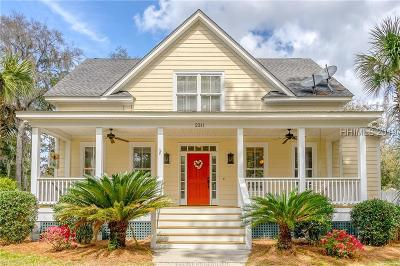 Beaufort Single Family Home For Sale: 2311 Joyner Street