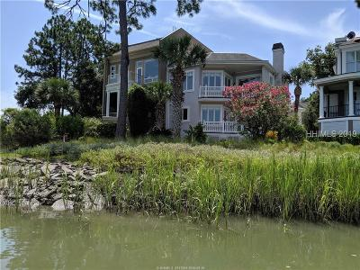 Hilton Head Island Single Family Home For Sale: 10 Wexford On The Green