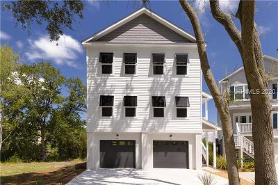 Hilton Head Island Single Family Home For Sale: 6 Little Harbour Manor