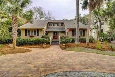 Hilton Head Island Single Family Home For Sale: 7 Strath Court