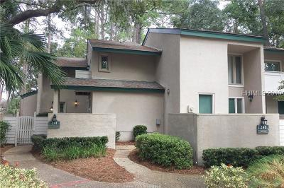 Beaufort County Condo/Townhouse For Sale: 19 Stoney Creek Road #241