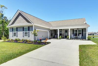 Beaufort County Single Family Home For Sale: 262 Hulston Landing Road