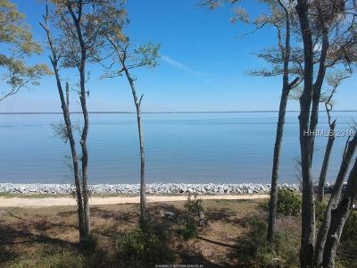 Hilton Head Island Residential Lots & Land For Sale: 9 Angel Wing Drive