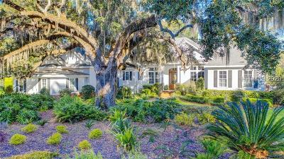 Single Family Home For Sale: 119 Belfair Oaks Boulevard