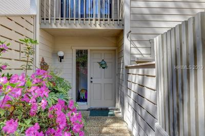 Hilton Head Island Condo/Townhouse For Sale: 63 Shipyard Drive #1804