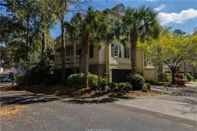 Hilton Head Island Single Family Home For Sale: 1 Leeward Passage