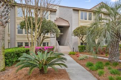 Beaufort County Condo/Townhouse For Sale: 2 Braddock Bluff Drive #1704