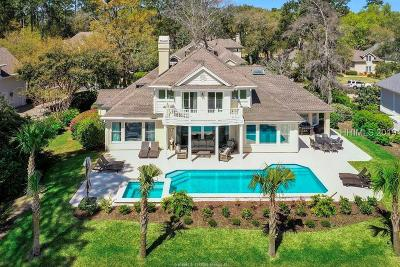 Hilton Head Island Single Family Home For Sale: 26 Cotesworth Place