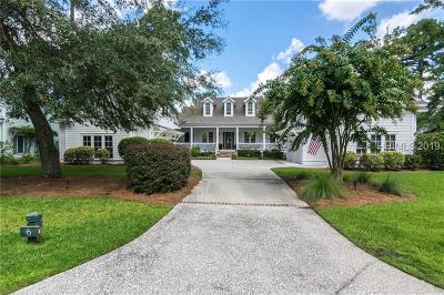 Beaufort County Single Family Home For Sale: 6 Gregorie Neck