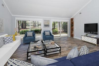 Hilton Head Island Single Family Home For Sale: 15 Battery Road