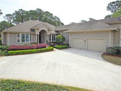 Beaufort County Single Family Home For Sale: 31 Oyster Bay Place