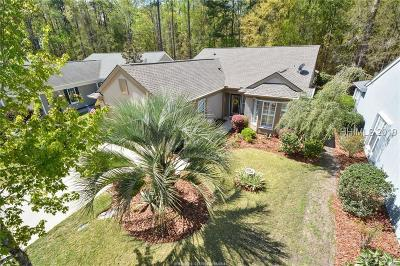 Bluffton Single Family Home For Sale: 118 Doncaster Lane