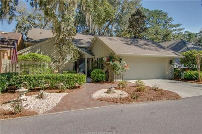 Hilton Head Island Single Family Home For Sale: 20 Wax Myrtle Lane
