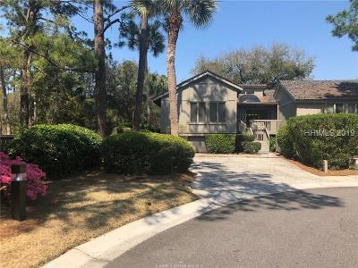 Hilton Head Island Condo/Townhouse For Sale: 1 Beach Lagoon Road #16