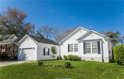 Beaufort Single Family Home For Sale: 52 White Pond Boulevard