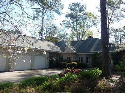 Hilton Head Island Single Family Home For Sale: 2 Stonegate Drive