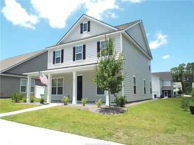 Beaufort County Single Family Home For Sale: 3876 Oyster Bluff Boulevard