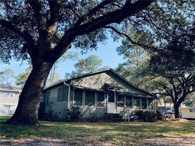 Bluffton SC Single Family Home For Sale: $345,000