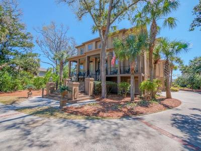 Beaufort County Single Family Home For Sale: 17 Brigantine