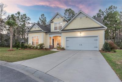 Beaufort County Single Family Home For Sale: 1009 Cjs Place