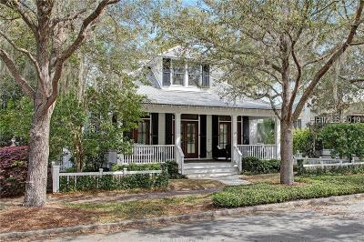Bluffton Single Family Home For Sale: 19 N Drayton Street
