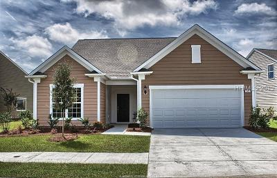 Bluffton SC Single Family Home For Sale: $365,865