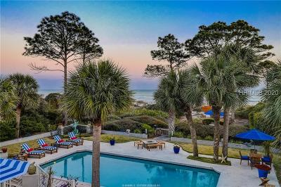 Hilton Head Island Single Family Home For Sale: 26 Sandhill Crane Road