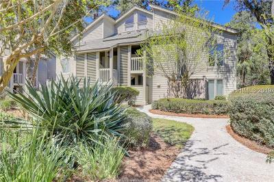 Hilton Head Island Condo/Townhouse For Sale: 20 Queens Folly Road #1862