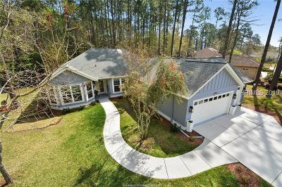 Riverbend Single Family Home For Sale: 23 Cutter Circle