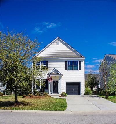 Single Family Home Sold: 4 Duck Branch Court