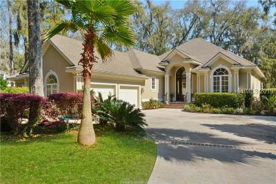 Beaufort County Single Family Home For Sale: 16 Belmeade Drive