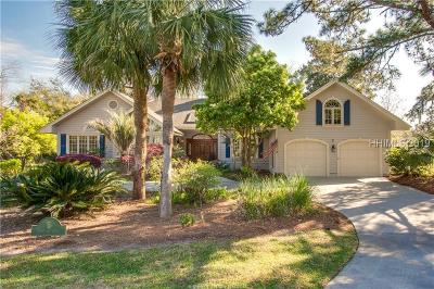 Hilton Head Island Single Family Home For Sale: 5 Spartina Point Drive