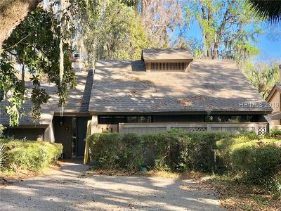 Hilton Head Island Single Family Home For Sale: 23 Stable Gate Rd
