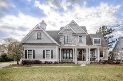 Bluffton Single Family Home For Sale: 96 Hampton Hall Blvd