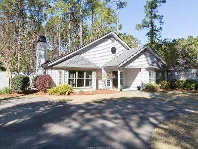 Hilton Head Island Single Family Home For Sale: 73 Cypress Marsh Drive