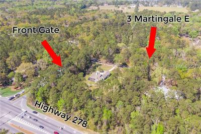 Bluffton Residential Lots & Land For Sale: 3 Martingale E