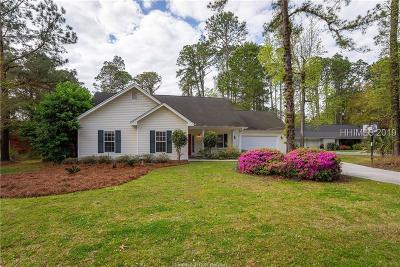 Beaufort Single Family Home For Sale: 29 Royal Pines Boulevard