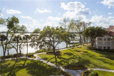Hilton Head Island Condo/Townhouse For Sale: 6 Village North Drive #81