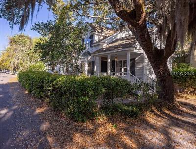 Beaufort Single Family Home For Sale: 507 Port Republic Street SE