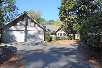 Hilton Head Island Single Family Home For Sale: 6 Bank Swallow Lagoon